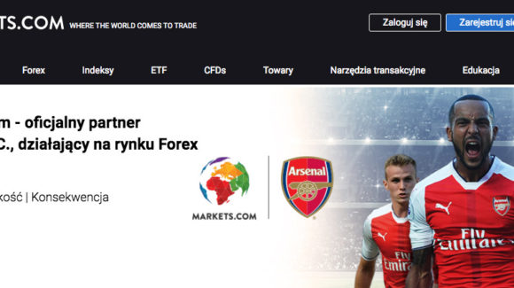 Markets.com Opinie