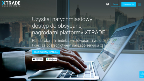 Xtrade Opinie